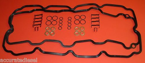 Duramax LB7 01-04 Injector Installation Kit w// Valve cover Gaskets