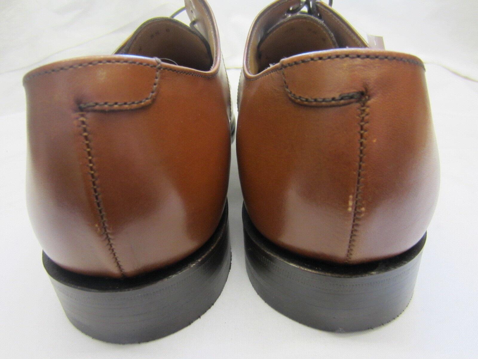 Loake 'Fontwell' Calf Mens Tan Calf 'Fontwell' Leather Lace Up schuhe 4b13e1