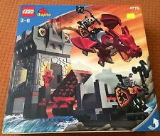 Set LEGO 4776 Lego Dragon Tower Nuovo New MISB