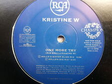 Kristine W. - One More Try