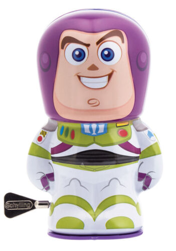 Buzz Lightyear Toy Story Tin Wind-Up