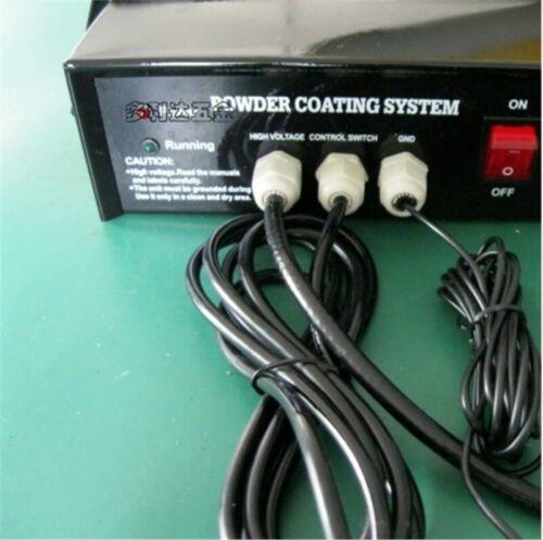 Version Portable Powder Coating System Paint Gun PC03-5 New gw