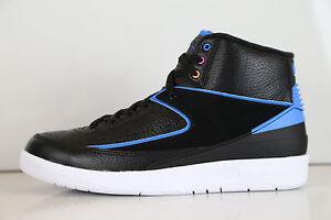 9ddb8f40ced Nike Air Jordan Retro 2 Radio Raheem Black Pink Blue 834274-014 7.5 ...