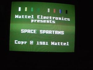 Space-Spartans-Intellivision-1982-Game-Working-Copy-Intellivoice-Game-CIB