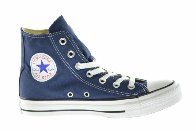 Size 9 - Converse Chuck Taylor All Star High Navy - M9622 for sale ...
