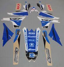 Yamaha YZF 450 Spirit Graphics Decal Kit West Coast Motocross 2010-2013 *SECONDS