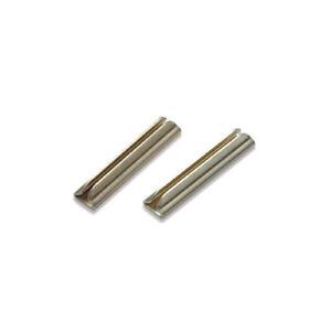 18x Nickel Argent Éclisses pour CODE 250 pistes (G échelle) - PECO sl-910 - F1