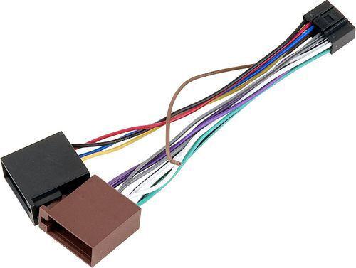 ALPINE 16 Pin a ISO Cableado Headunit plomo de alimentación de repuesto CDA-9813R