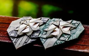 Folding Money: Origami With Bills | The Summit Federal Credit Union | 189x300