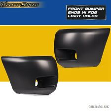 Front Bumper End Caps Fit For 2007 2013 Chevy Silverado 1500 With Fog Light Holes Fits 2013 Silverado 1500