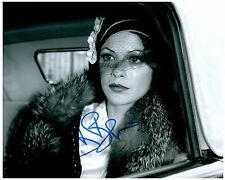 Berenice Bejo THE ARTIST Signed Autographed 8x10 Photo D