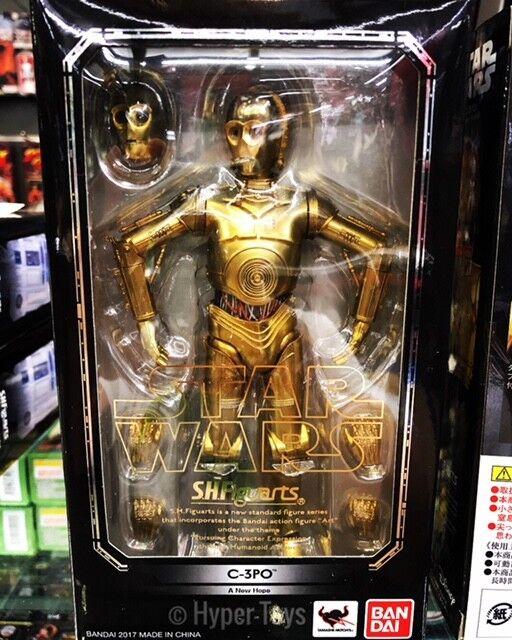 Bandai Star Wars S.H. Figuarts C-3PO Episode IV A New Hope