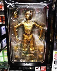 Figuarts C-3PO Episode IV A New Hope Bandai Star Wars S.H