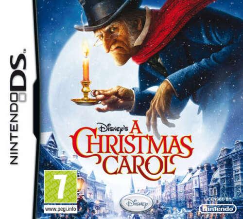 1 of 1 - A Christmas Carol (Nintendo DS, 2009)
