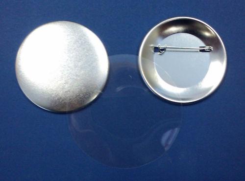 "500 pcs 2 1//4/"" inch Complete Keychain Button Badge Machine Parts Standard Set"