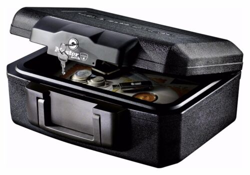 Small Medium Large Fire Chest Fire Proof Box Safe to Protect Valuables