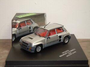Renault-5-Turbo-2-1983-Vitesse-VCC078-1-43-in-Box-35391