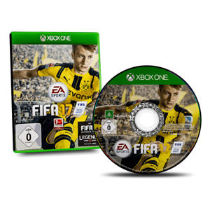 Xbox-One-Jeu-Fifa-17-IN-Emballage-D-039-Origine