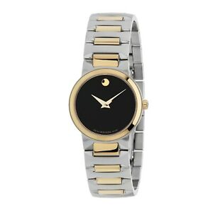 Movado 0607296 Women's Temo Two Tone Quartz Watch