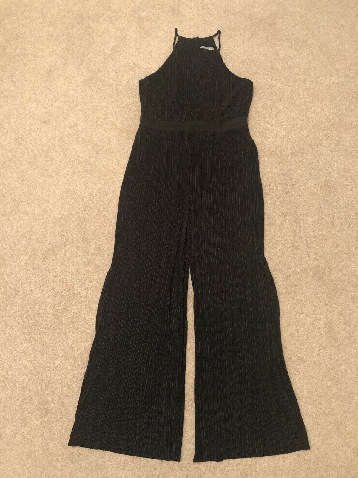 Ladies Coast Pleated Jumpsuit - Size 16