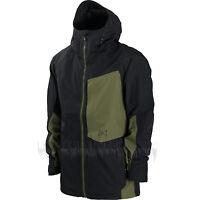 Burton Ak Mens 2016 Snowboard Snow Black / Keef 2l Boom Jacket