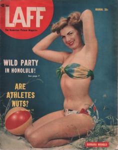 Laff Marzo 1949 Barbra Nichols Virginia Mayd 041420DBE2