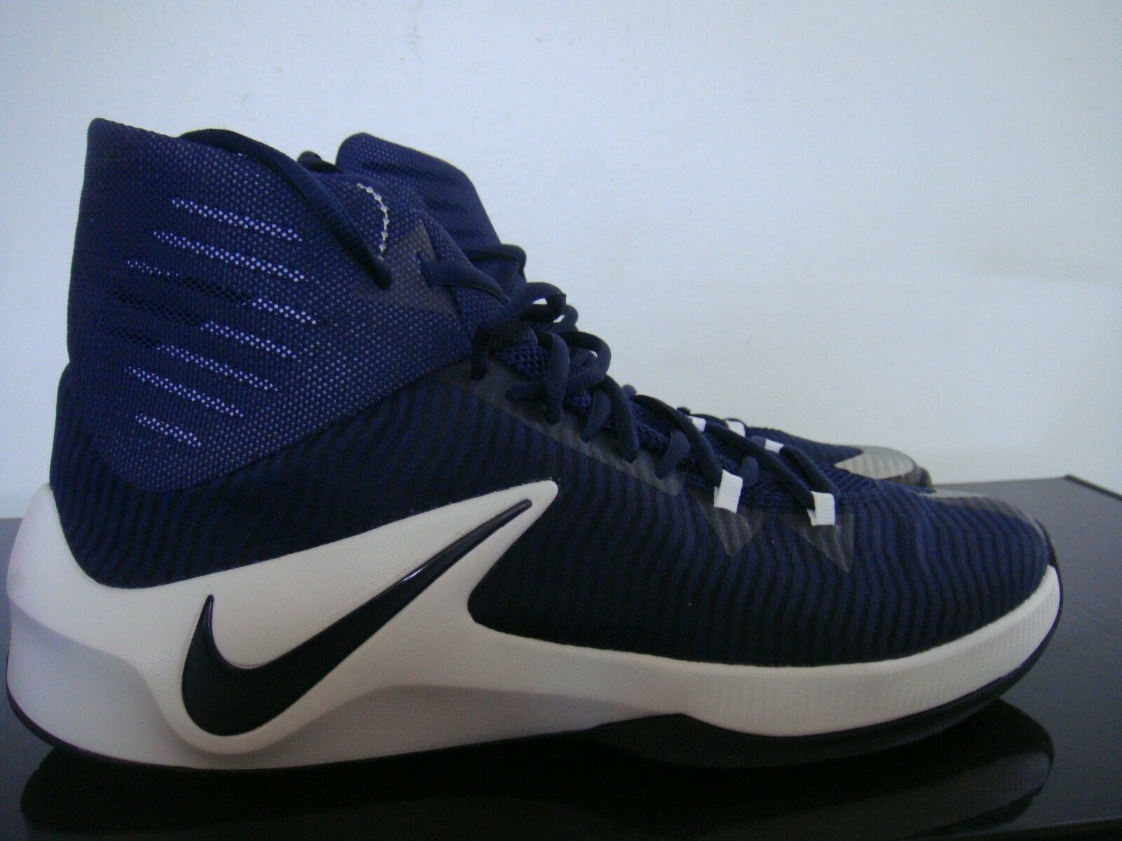9f6956ad5553 NIKE ZOOM CLEAR CLEAR CLEAR OUT TB BASKETBALL SHOES MEN SIZE 11.5  856486-442 210c2c