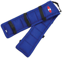 Zilco Driva Puffer Pad Royal Blue Carriage Driving Harness Saddle Pads Liner