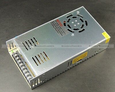 48V 8.3A 400W DC Regulated Switching LED Power Supply CNC HOME129