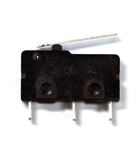 10pc Sub Miniature Micro Switch Sm3 3a 125 250vac 19 8x10