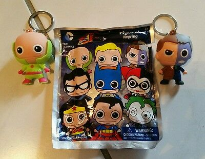 DC Comics Figural Keyring Series 1 3 Inch Two-Face
