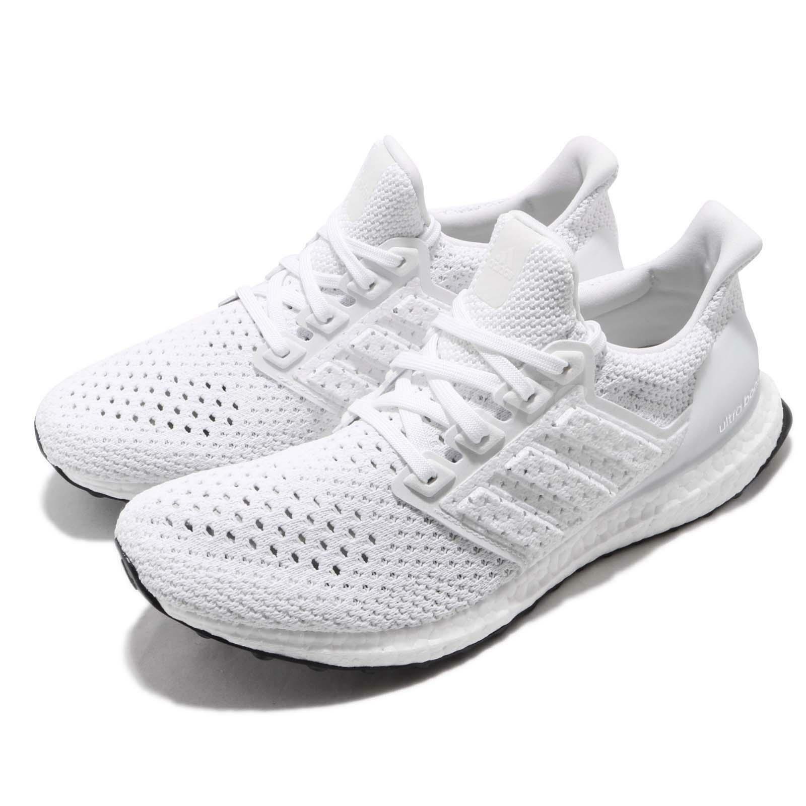 Adidas UltraBOOST Clima blanc argent Men Running Training chaussures baskets CG7082