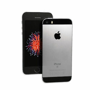 Apple-iPhone-SE-16GB-Space-Grau-ohne-Simlock-ohne-Vertrag-LTE-B-Ware
