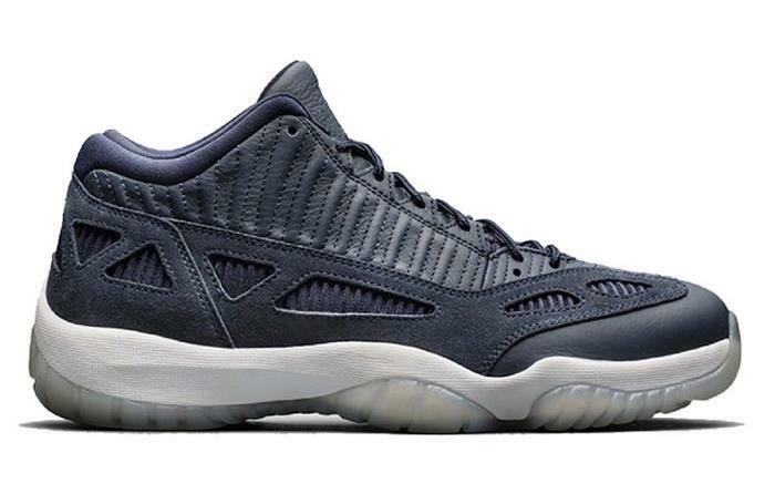 Nike Air Jordan 11 XI Retro Low IE Obsidian Size 14. 919712-400