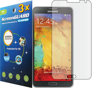 3x-Anti-Glare-Matte-LCD-Screen-Protector-Guard-Film-Samsung-Galaxy-Note-3-N9000