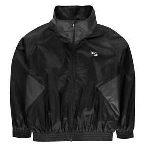 Black Printed Size Sportfx Bomber Ladies Uk Ld82 Medium 12 Jacket Refl xX4HqXZ
