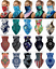thumbnail 4 - Face Mask Bandana Headwear Covering Neckerchief Neck Gaiter Scarf with Loops Ear
