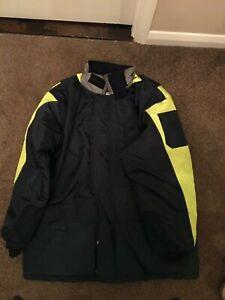 Flexitog X24J CFX Hi Vis Cold Store Freezer Jacket Coat S-M K9 FX1