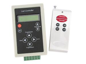 Ecu-SPI-Magic-Color-Controller-For-Coil-Led-RGB-Magico-HC100-IC-WS2801