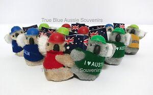 24x-Australian-Souvenir-Koala-Clip-on-Australian-Flag-Design