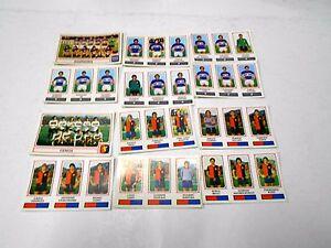 PANINI-calciatori-1978-79-Genova-Sampdoria-12-figurine-diverse