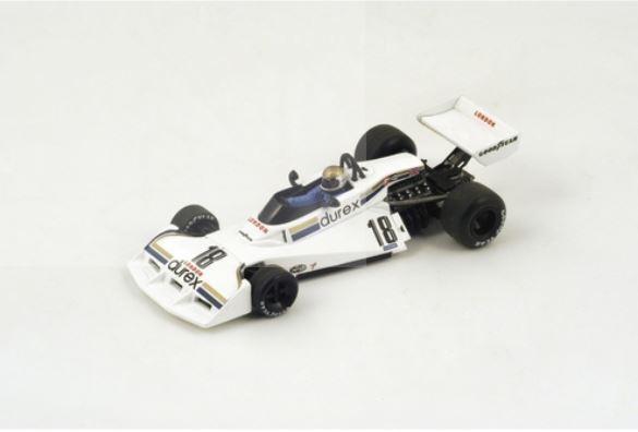 Surtees TS19 - Vern Schuppan - German GP 1977  18 - Spark
