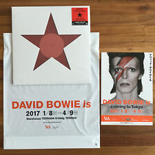 "LAST JAPAN VINYL 12"" BLACK STAR/LAZARUS + POSTER+DAVID BOWIE is TOKYO RSD 2017"