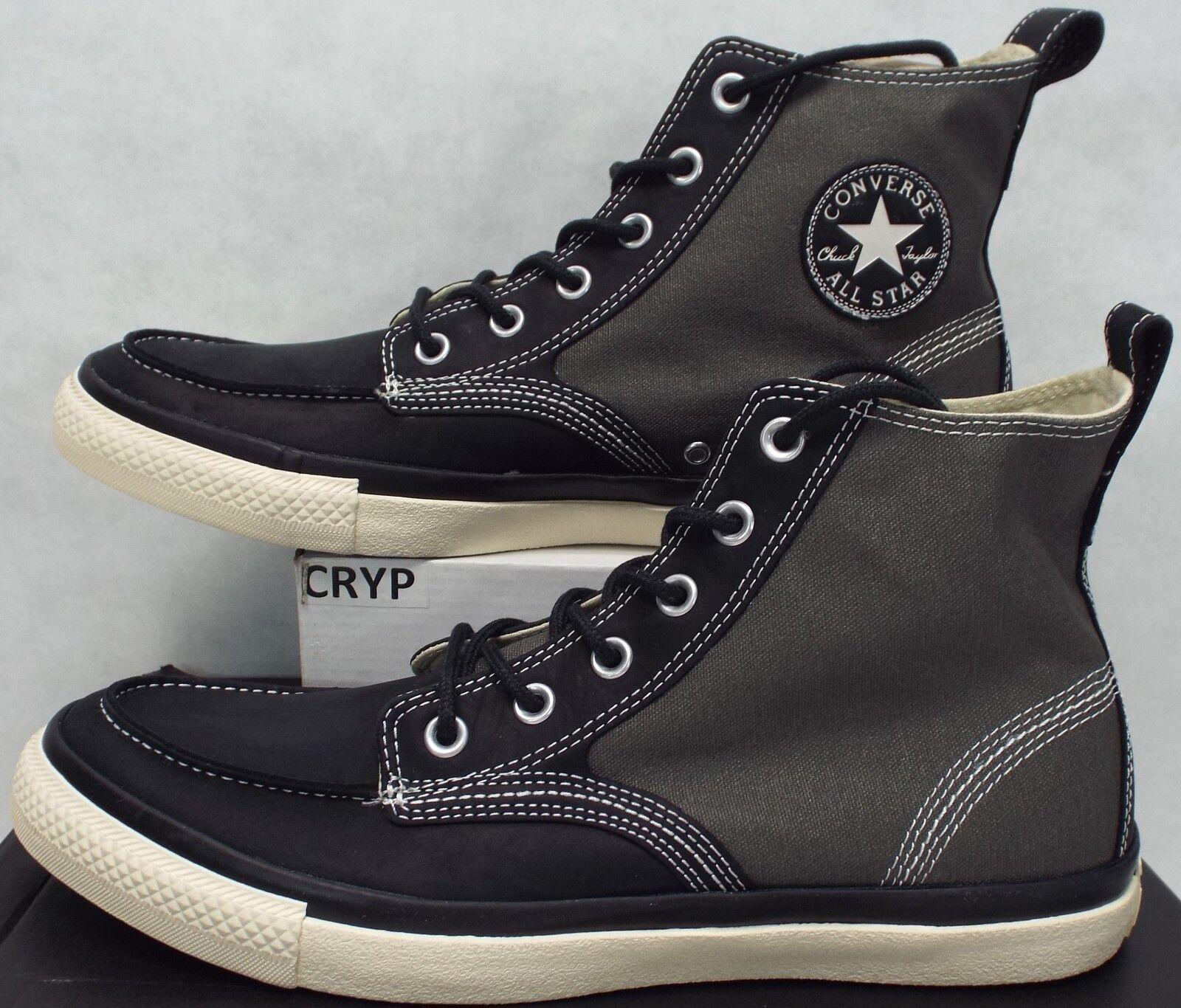 New Homme 11.5 Converse CTAS Classic B Charcoal Noir Canvas Chaussures  70 135258C