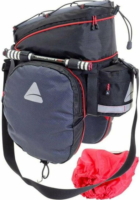 New Axiom Seymour Oceanweave Wedge 1.3 H2O Saddle Bag Free Shipping