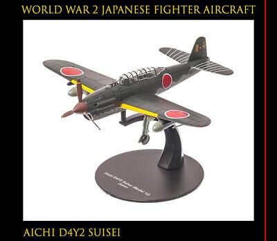 Judy 1:72 Military plane WW2 DeAgostini AC20 Aircraft Aichi D4Y2 Suisei