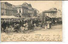 CP Belgique - Charleroi - Le Marché
