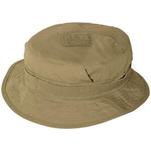 Helikon-Military-CPU-Hat-GI-Boonie-Bush-Jungle-Cap-Airsoft-Hiking-Travel-Coyote