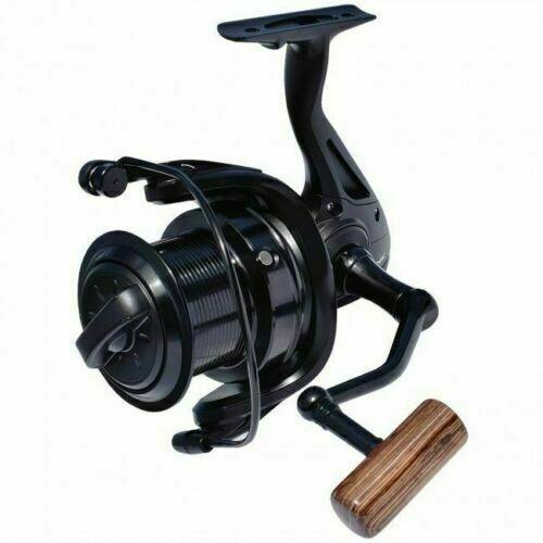 New Sonik Vader X 8000 Big Pit Carp Reel with spare spool SVX8000 Carp Fishing