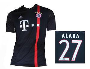 Seconda Maglia FC Bayern München David Alaba